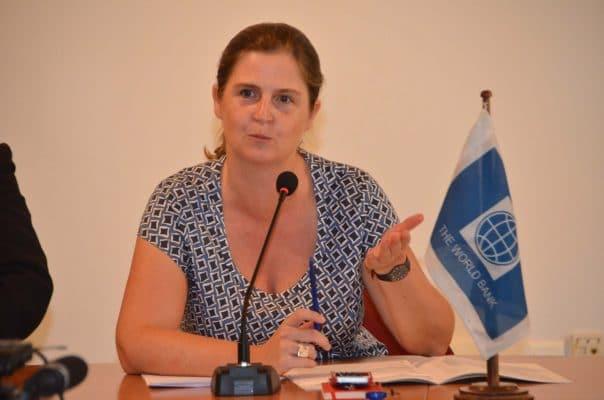 Coralie Gevers, Représentante de la Banque mondiale à Madagascar